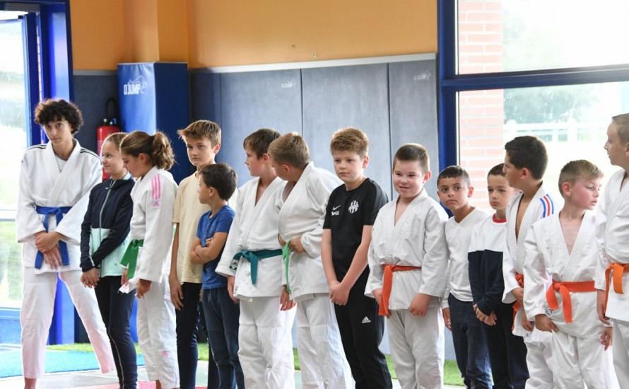 Rentrée Faites du Sport au Judo Racquinghem