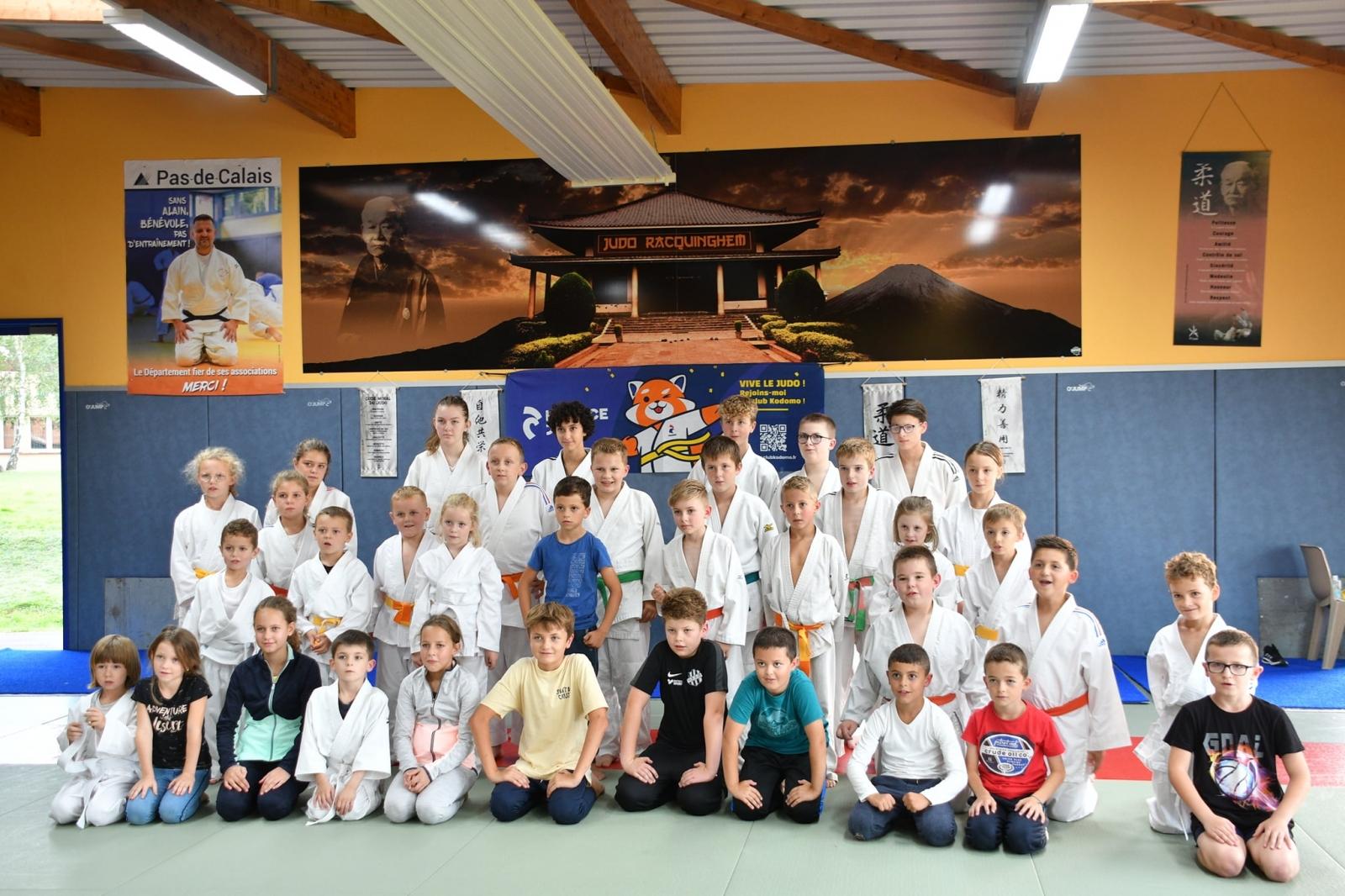 Faites du Sport édition 2021 au Judo Racquinghem